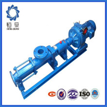 G series screw pump for food