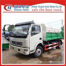 DFAC 2015 hot sale high quality garbage truck