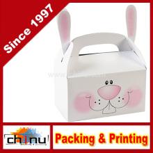 Cajas de papel Bunny Treat con orejas (130101)