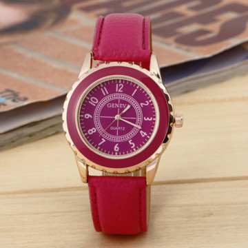 New Design Women Noble Leather Watches