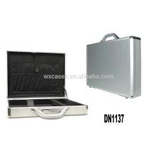novo caso de laptop portátil de alumínio forte chegada da fábrica de China