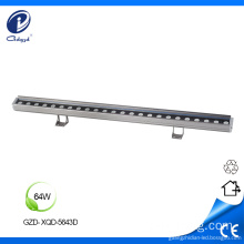 Landsacape ao ar livre 64W led wall washer