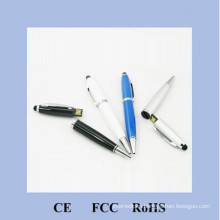 Stainless Steel USB Stylus Pen as Gift H-369-1