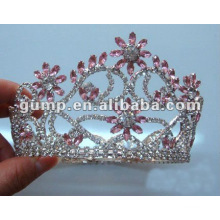 Lovely Mini Crown Rhinestone Tiara für Party