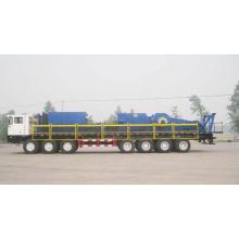 XJ225 type oil workover rig equipment