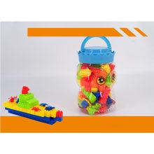 Owl Jar Gift Brinquedos Educativos Building Blocks