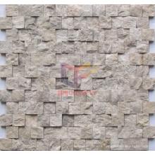 Light Brown Marble Mosaic (CFS914)