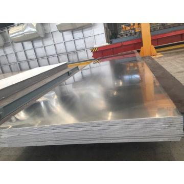 5052/5005/5754/5083/5252 plaque en aluminium pour panneau de conteneur avec une largeur de 2500 mm