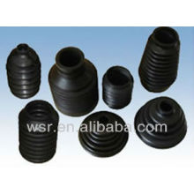 Environment-friendly rubber dust plug