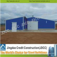 Galvanized Light Steel Structure Chicken House