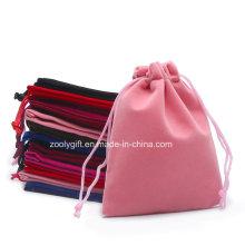 Бархатный мешочек с пылезащитой Drawstring Bag / Мешочек для ювелирных изделий Бархатная сумка для ткани