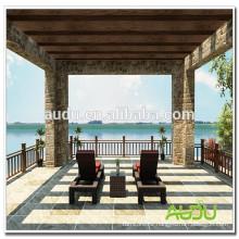 Audu Amazon Flat Rattan Resort Furniture For Sale