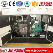 Generador diesel de 24kw Japón Yanmar para el uso en el hogar industrial