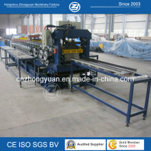 Standing Seam Roll Forming Machine with Overseas Services