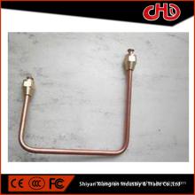K19 piezas de motor diesel Lub tubo de drenaje de aceite 3070949