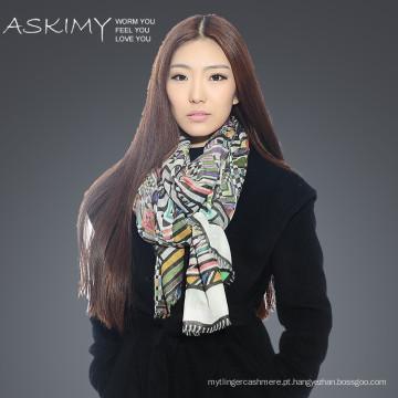 Pashmina moda cachemira