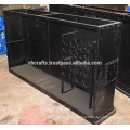 Metal Riveted heavy Bar Counter