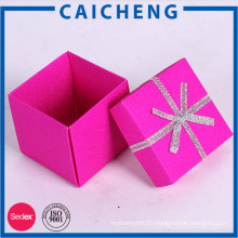 China supplier wedding candy box/ sweets packaging box design