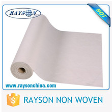 Factory Direct Sale PVC Dotted Nonwoven Fabric Slip Resistant For Slippers