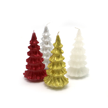 Magic LED Bougies d'arbre de Noël clignotantes