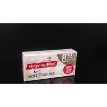 Mouchoir de poche en papier à pâte de bois 3 épaisseurs