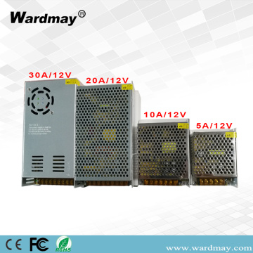 Power supply iron shell