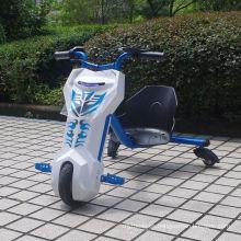 Fábrica que vende la motocicleta eléctrica del bolsillo de la deriva de Trike de 100W Mini embroma las ruedas del coche 3 (JY-ES002)
