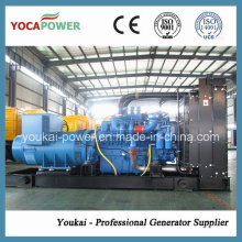 Mtu Generator 4-Stroke Engine 600kw/750kVA Power Diesel Generator