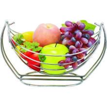 Panier à fruits en acier inoxydable à bas prix