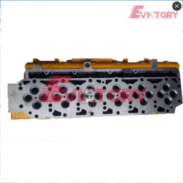 C13 cylinder head block crankshaft connecting rod
