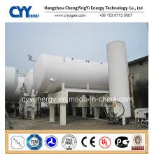 Low Pressure LNG Storage Tank with ASME GB