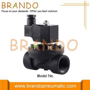 1 2 Inch Electric Plenen Solenoid Valve 24V