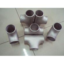 ASTM B363 Gr 2 Titanium Equal Tee