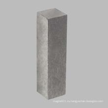Постоянный спеченный блок магнитов AlNiCo