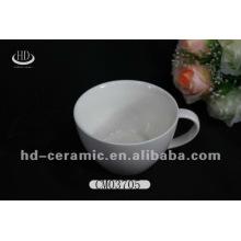 Tasse de café blanc