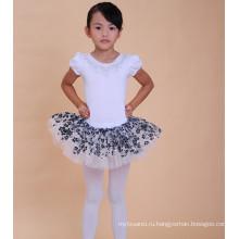 Высокое качество кружева балетное платье 3-летней девочки туту платье тюль профессиональная балетная юбка на продажу