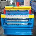 Construction Used Metal Forging Machine Making 3D Wall&Roof Panel Former Machinery