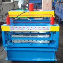 Machine de forgeage en métal utilisée par construction faisant le mur 3D et les vieilles machines de panneau de toit