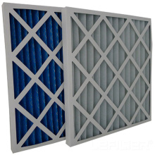 High temperature resistant efficient HEPA air filter