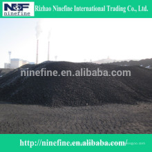El coque de petróleo crudo de alto contenido en azufre de China Fule Grade
