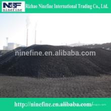 The China Fule Grade High Sulfur Raw Petroleum Coke
