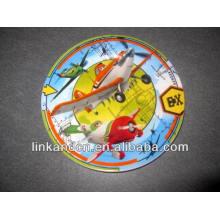 Haonai 2014 bright decal ceramic gift artwork plate for kids