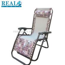 Cadeira ergonómica de dobramento para a cadeira de dobramento exterior da cadeira da sala de estar