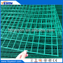 """animal fencing 2"""" x 2"""" fence mesh 48"""" x100' green pvc coated galvanized welded wire mesh"""