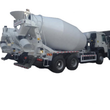 Factory delivery directly HOWO 12m3 concrete mixer truck for sale