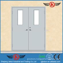 JK-F9007 Exterior Metal Fire Rated Glass Door