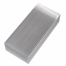Disipador de calor de mecanizado CNC de aluminio de alta calidad
