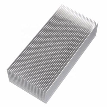 High Quality Aluminum Cnc Machining Heat Sink