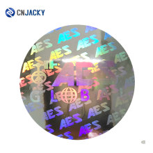 2D/3D Anti-fake Hologram Label / Integrated Security Holograms Sticker
