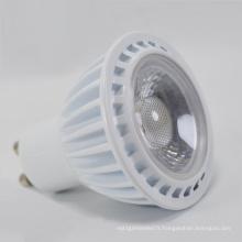 Projecteur de GU10 LED angle de faisceau de 120 degrés, projecteur de MR16 LED